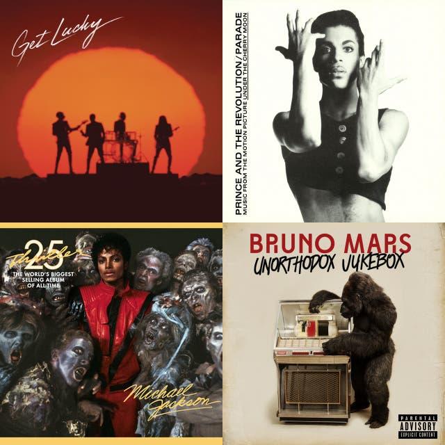 Topp 100 - Funk