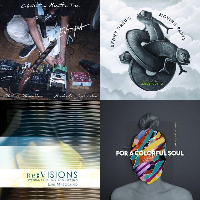 Burning Jazz-rock Fusion