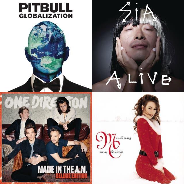 December 2015 Playlist