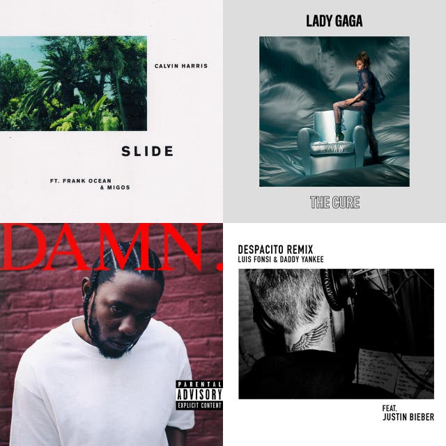 The 2017 Song of Summer Contenders