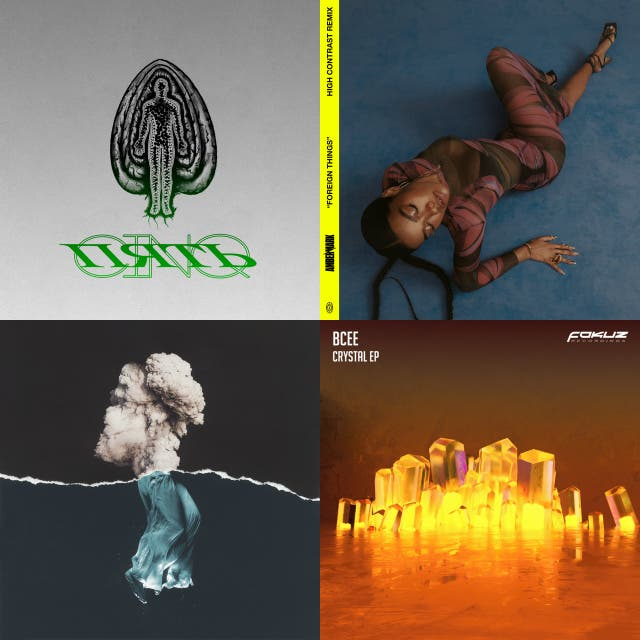 H2L: New Drum & Bass | updated weekly