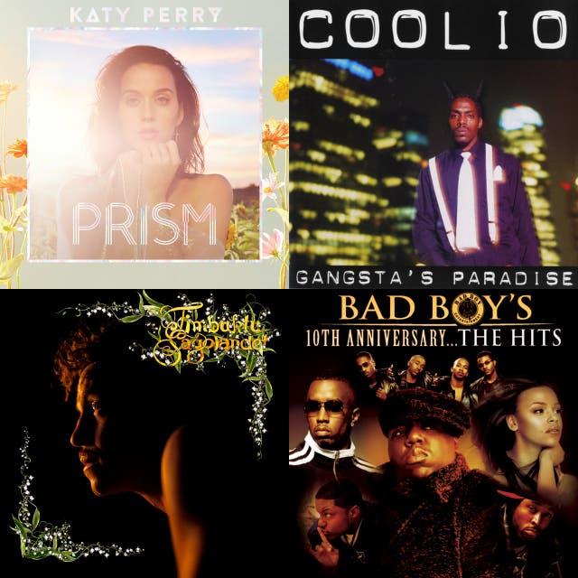 Topp 100 - Rap