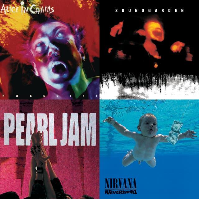 Top 50 Grunge Songs