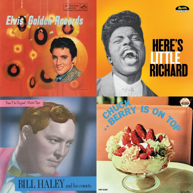 Greatest Songs of the 1950s
