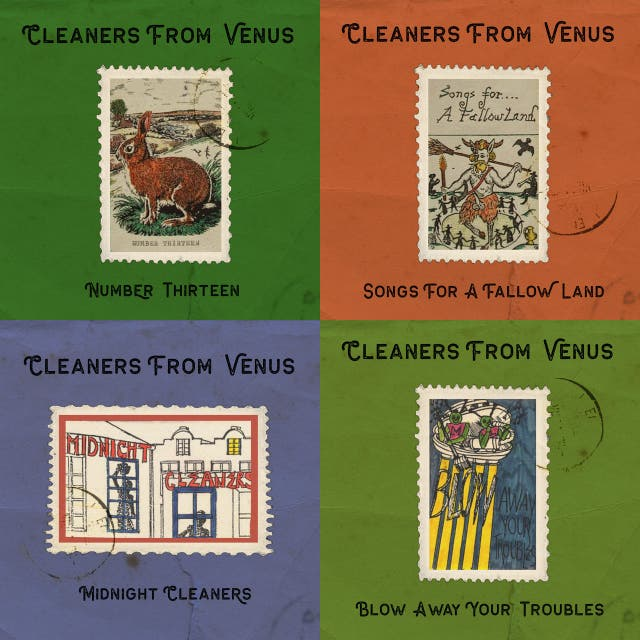 top tracks CLEANERS FROM VENUS