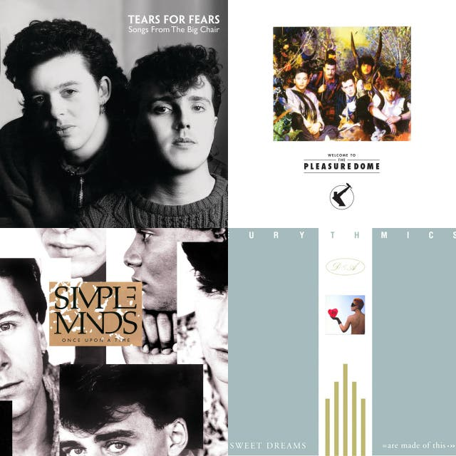 Greatest New Wave Songs (DigitalDreamDoor)