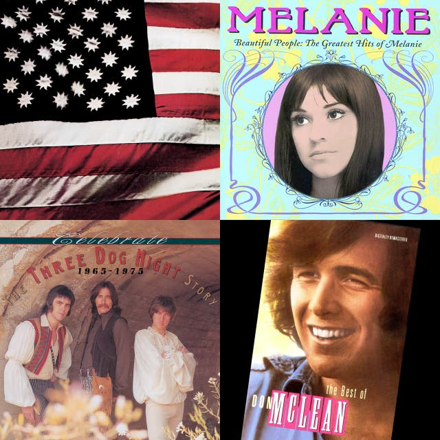 1972 Top 40 Songs Week by Week From The Billboard Hot 100 ...