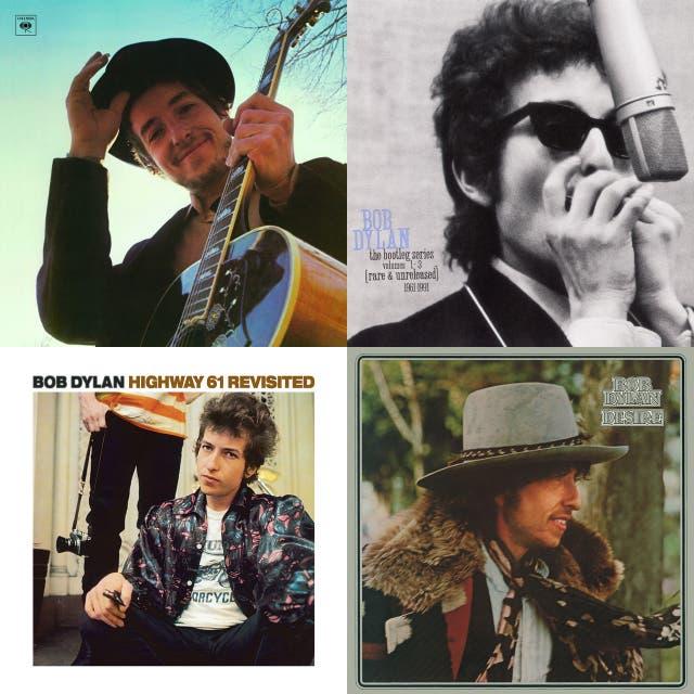 Playlist #23 - The All Bob Dylan Playlist