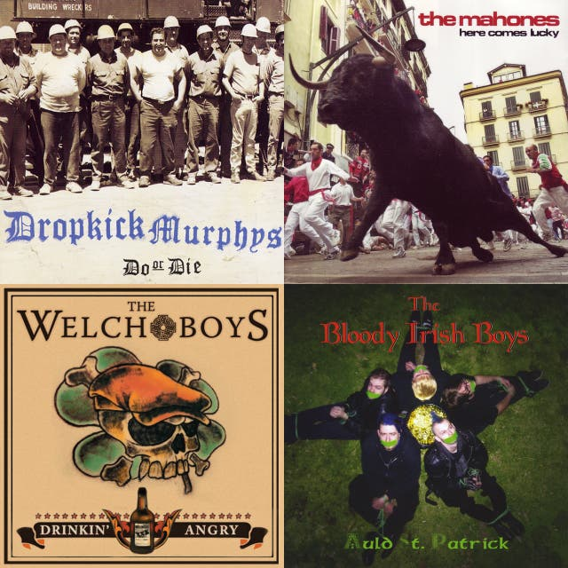#23 MIXTAPE – Celtic Punk (The Drinking Songs)