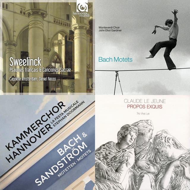 NEXT - Immortal Bach & Sweelinck