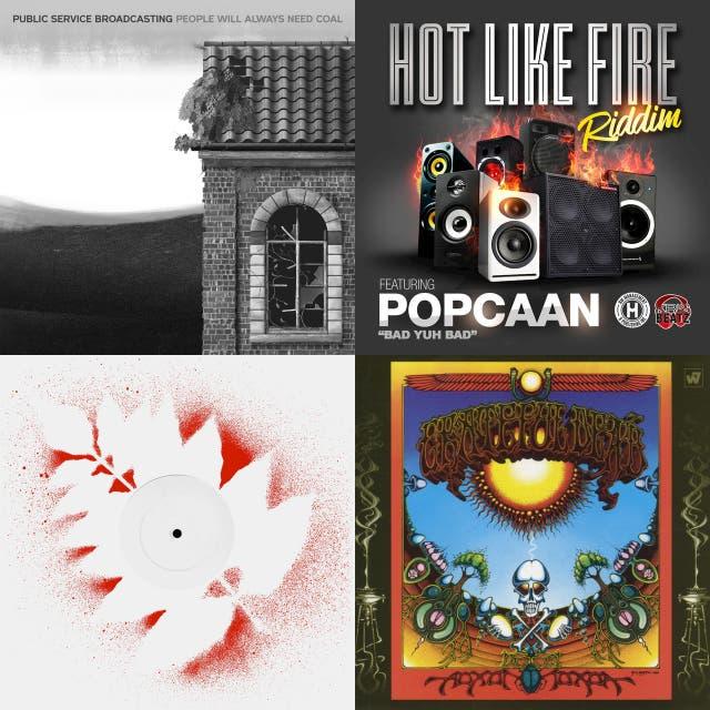 SOAR playlist 18/8
