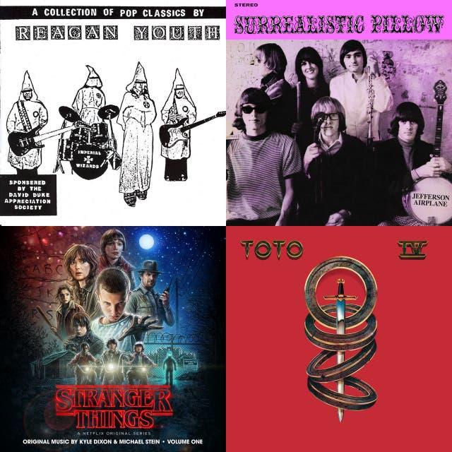 Stranger Things - TV Soundtrack (A Netflix Original Series)