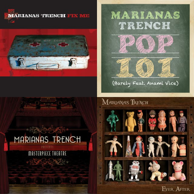 Marianas Trench Favorites