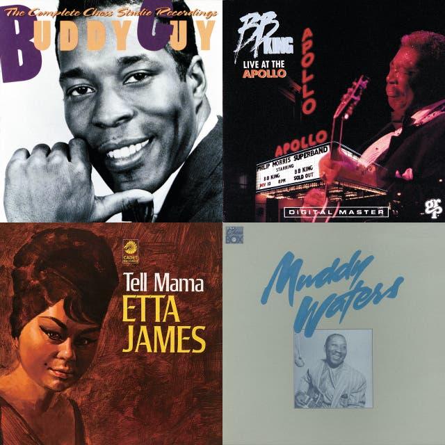 Blues: My Top 100 Blues Songs