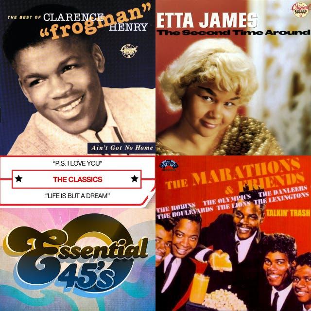 Hot R&B Sides - 05/06/1961