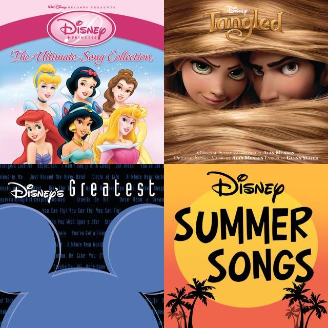 Tracking Down Tunes: Disney Extravaganza