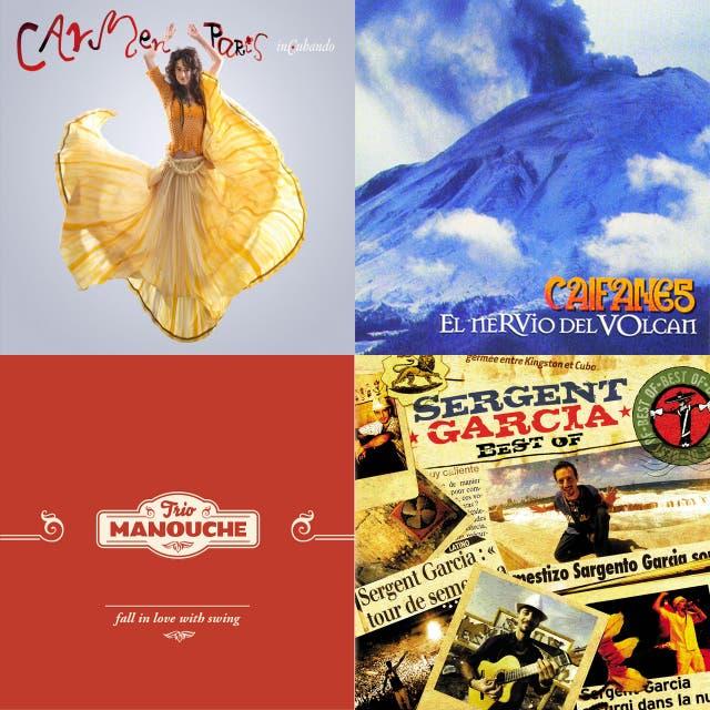 Bonustrack: Melocotonazos musicales | LARUINAGRAFICA