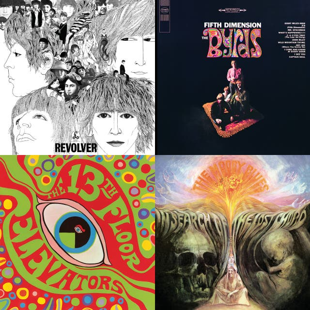 150 Greatest Songs of Psychedelic Rock: 30 to 0