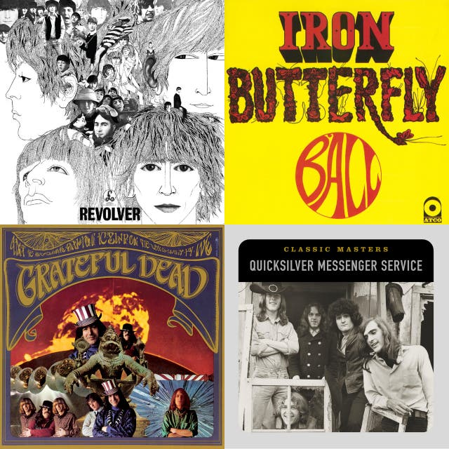 150 Greatest Songs of Psychedelic Rock: 120 to 91
