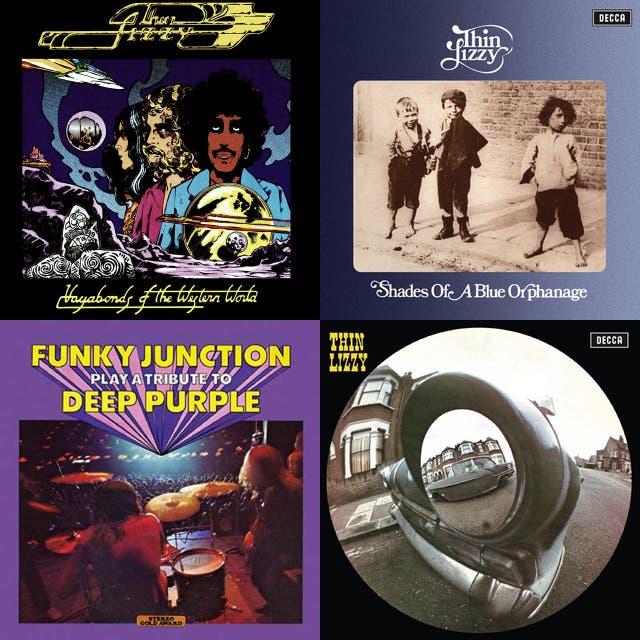 La historia de Thin Lizzy en cuarenta canciones