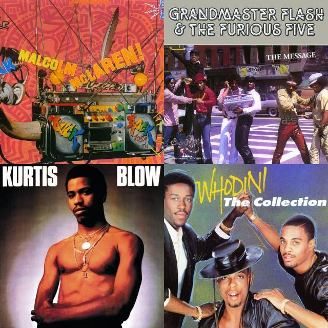 Favourites: Rap hits 1980-1989