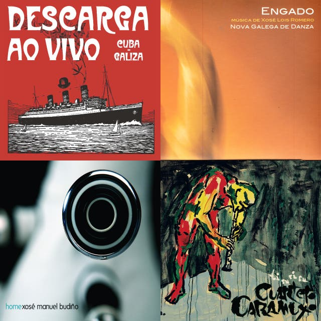 Falcatruada - world music
