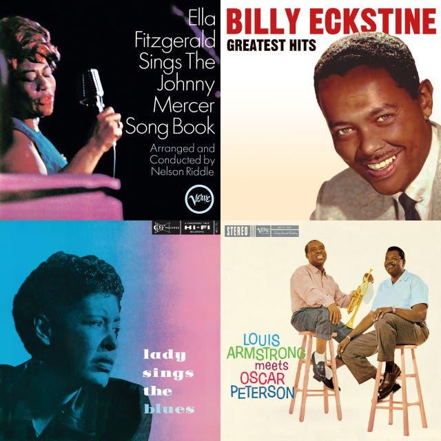 Diverse Artists Sing Johnny Mercer