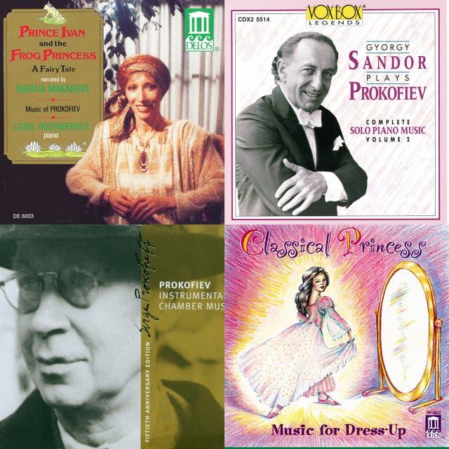 Prokofiev - Music for Children Op.65