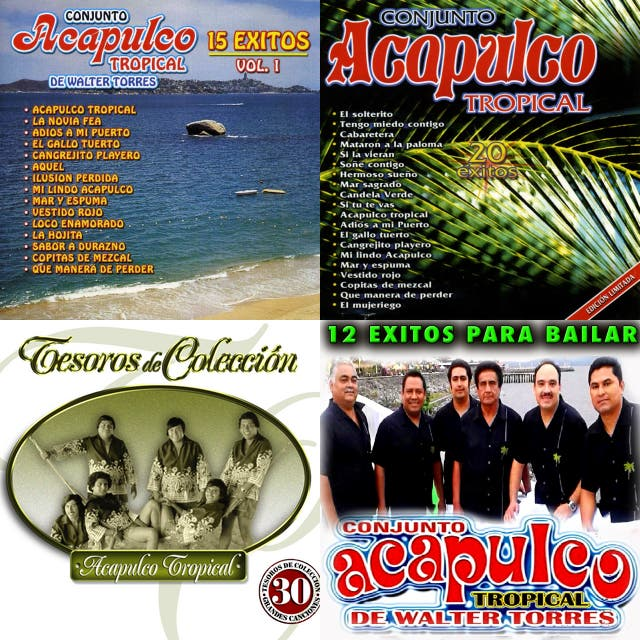 Acapulco Tropical 20 Kilates On Spotify