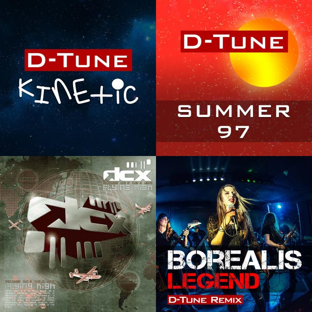 D-Tune – all releases