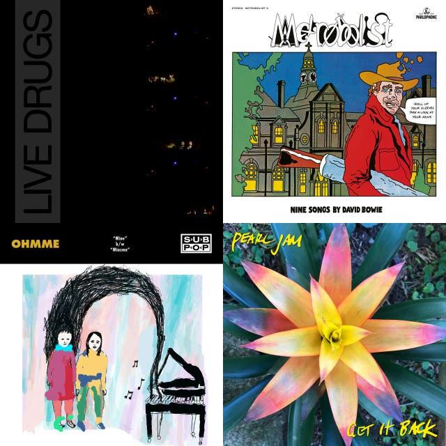 Week of 10/19/20 - Best New Music