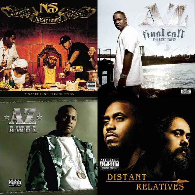 The Essence (Nas & AZ)