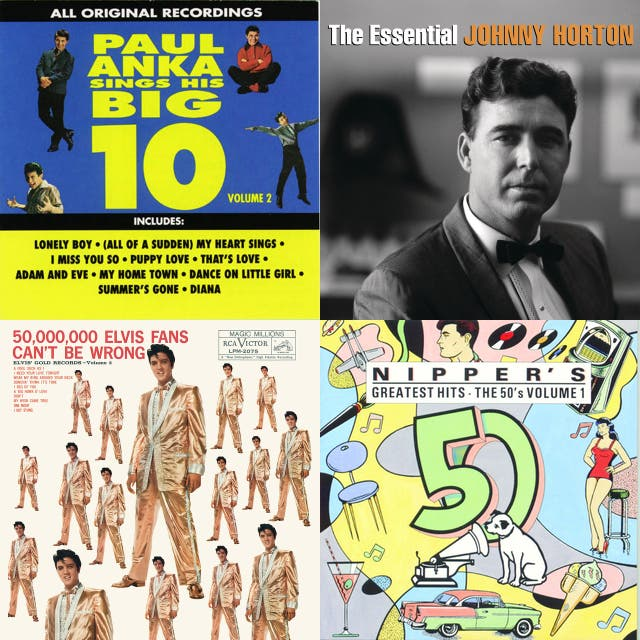 Pop Music Anthology: Summer 1959 (In 1814 We Took a Little Trip)