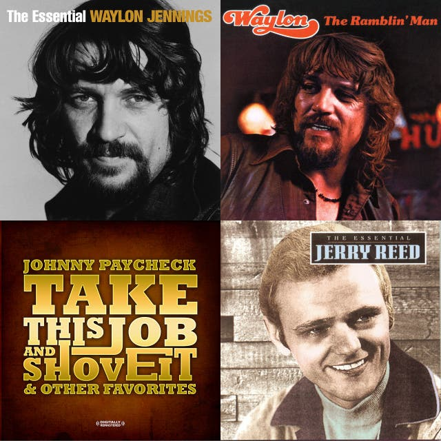 Classic Outlaw Country Favorites