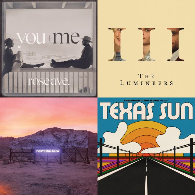 some songs that I like and maybe you'll like too but also maybe not which is okay as well