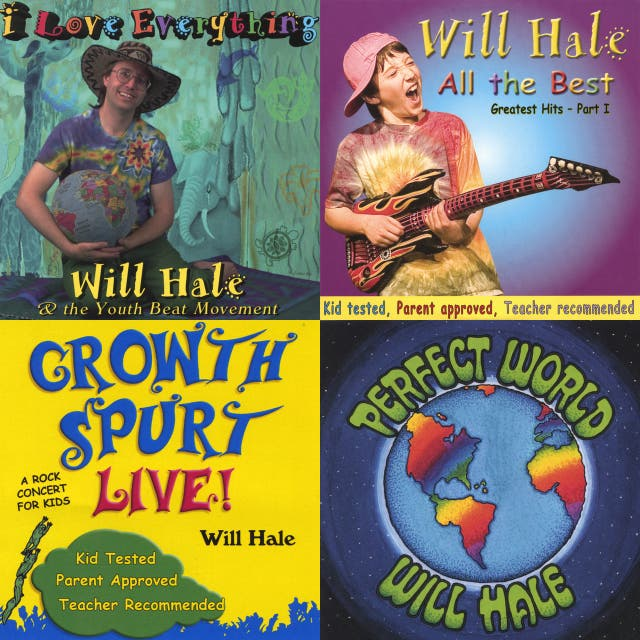 Will Hale & The Tadpole Parade – Kids Rock!