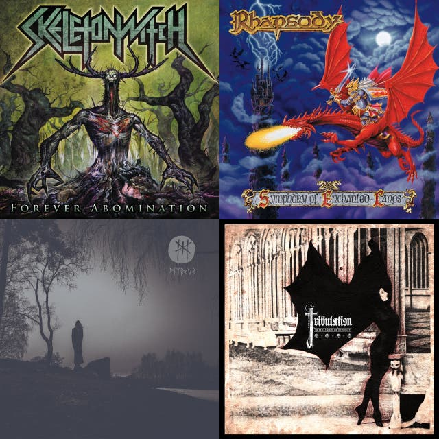 baby's first metal playlist