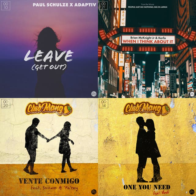 Point Blank Recordings Releases