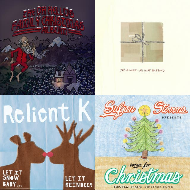 250+ festive tunes you won't hear on repeat all month