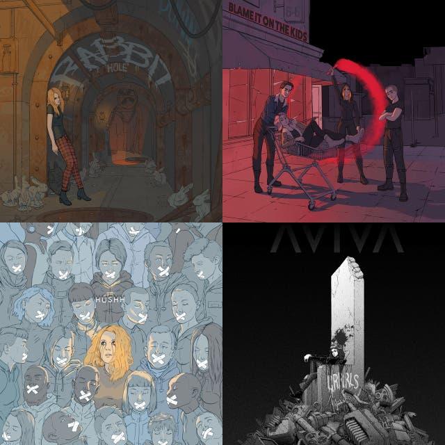 Aviva On Spotify