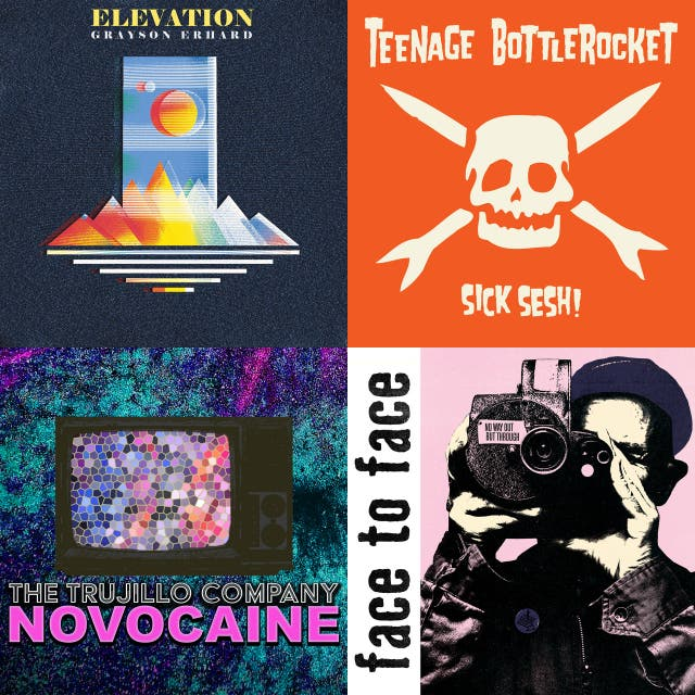 The Blasting Room - Latest Releases