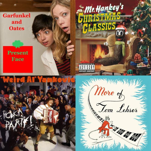 Funny and Offensive Christmas Songs. on