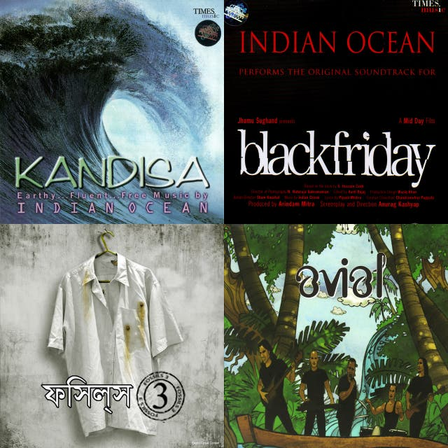 Best Indian Band Songs On Spotify