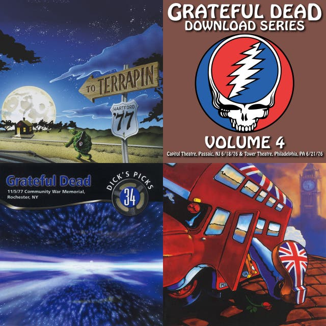 The Perfect Grateful Dead Show On Spotify
