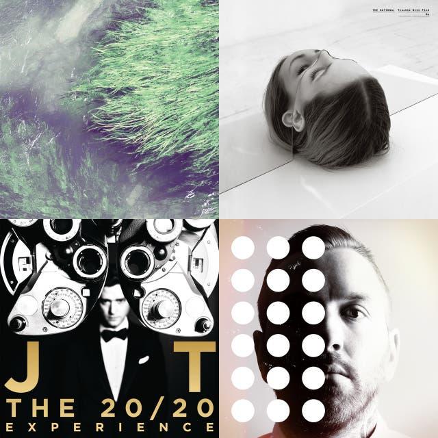 2013 Top 50 Albums
