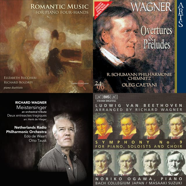 Richard Wagner - Complete Chronological Catalogue (WWV)