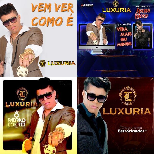 Imagem de Banda Luxúria