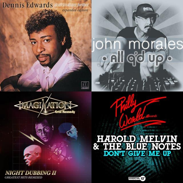 John Morales Mixes