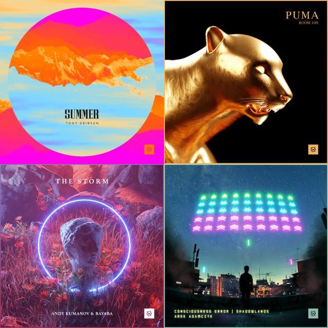 Nanostate Music: Releases