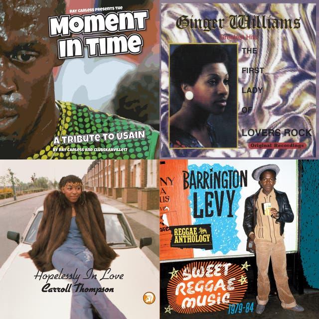 Roots, Rhythms & Records - Hackney Black History